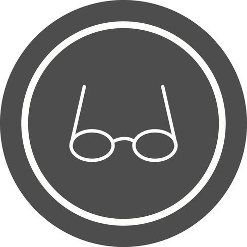 Brille Icon Design