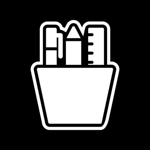 Papelaria ícone do design