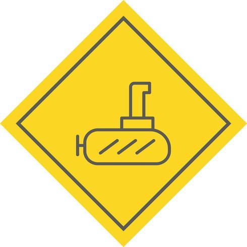 Diseño de iconos submarinos