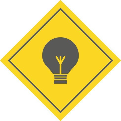 Bulb Icon Design