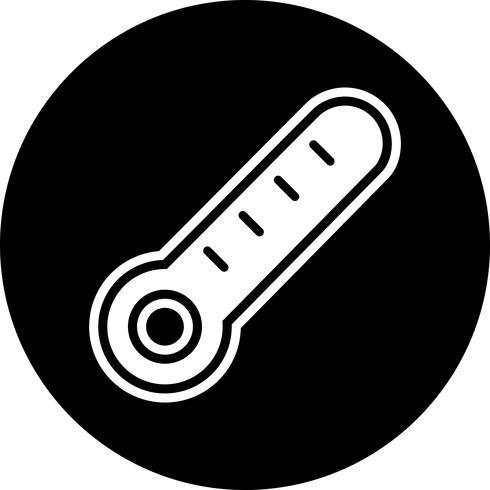 Termómetro icono de diseño