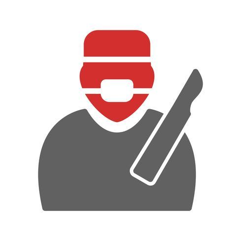 Projeto do ícone de operação