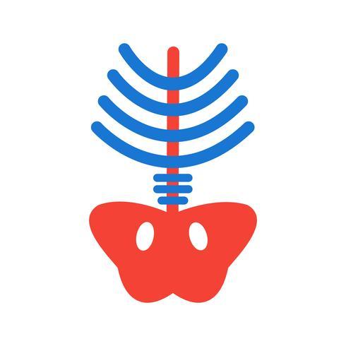 Diseño de iconos de rayos X