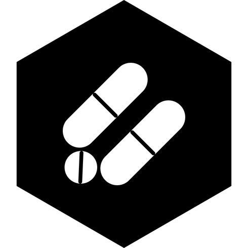 Arzneimittel-Icon-Design