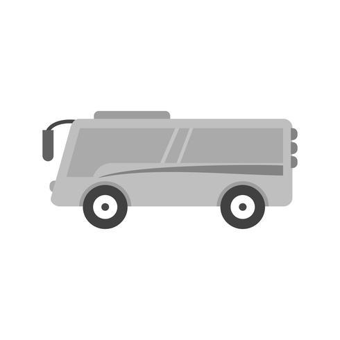 Diseño de ícono de autobús vector