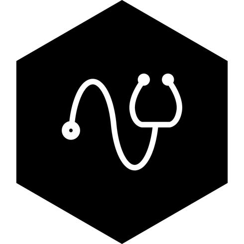 Stethoscope Icon Design