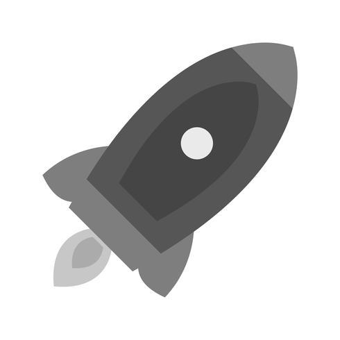 raket pictogram ontwerp