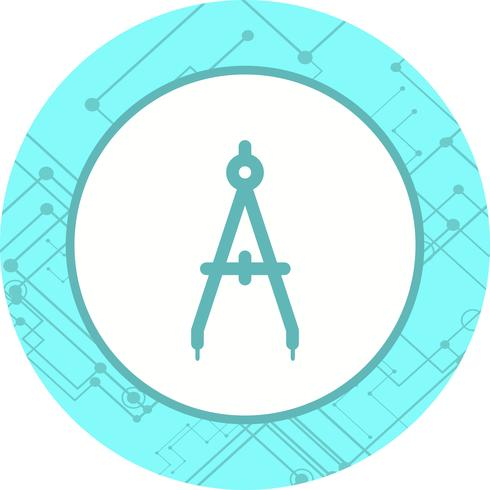 Kompass Ikon Design
