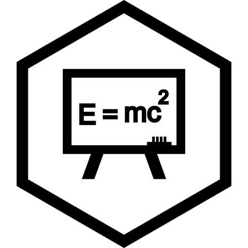 diseño de icono de fórmula