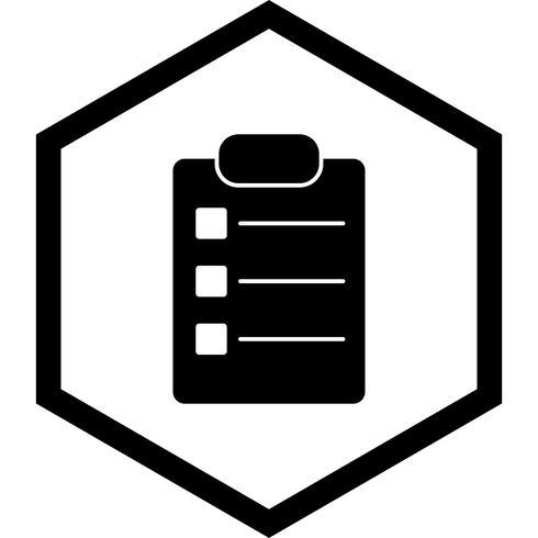 Elenca il design dell'icona