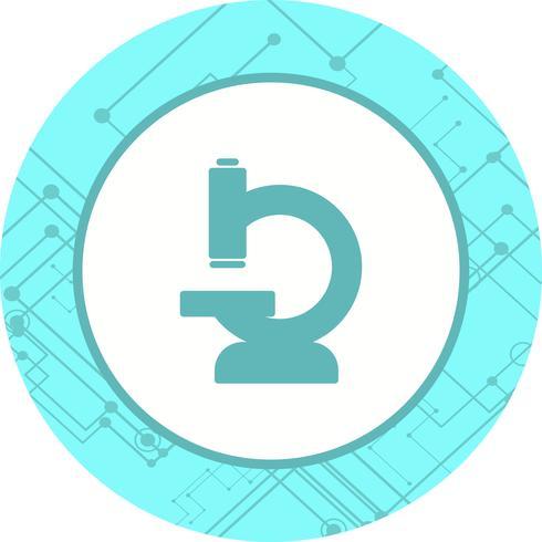 Microscoop Icon Design