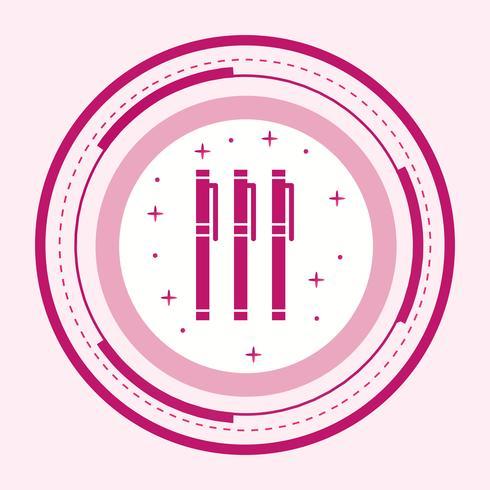 Markierungs-Icon-Design