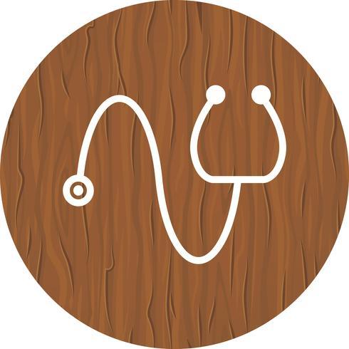 Stethoscope Icon Design