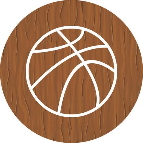 Basket Ball Icon Design