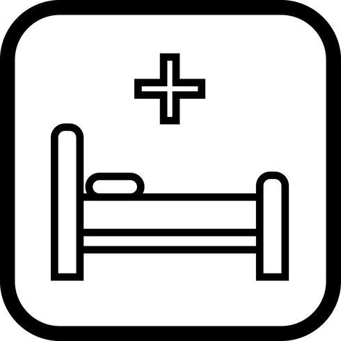 Ícone de cama