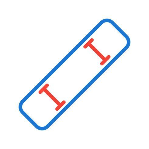 diseño de icono de tabla de skate vector