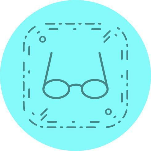 Glasögon Icon Design