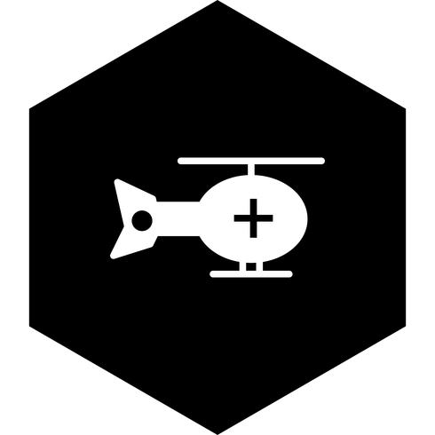 Helicopter Icon Design