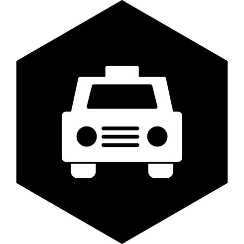 Taxi Icon Design