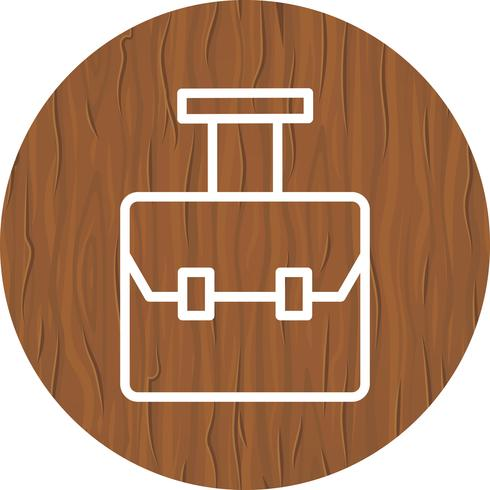 Diseño de icono de bolsa