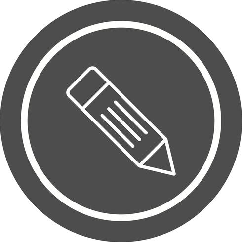 Bleistift-Icon-Design