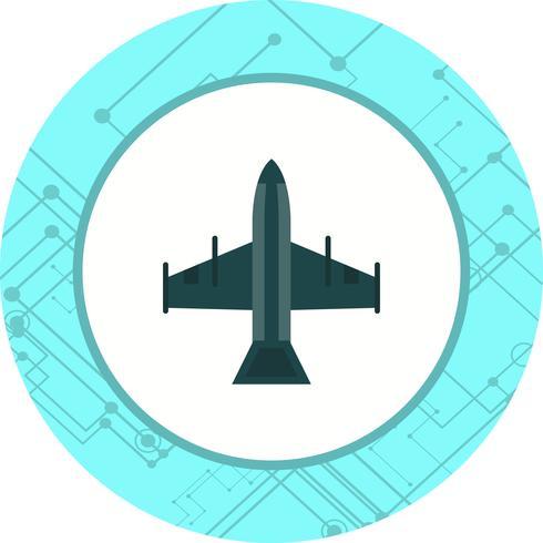 Kampfjet Icon Design