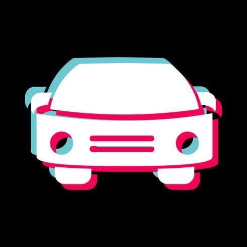 Diseño de icono de coche vector