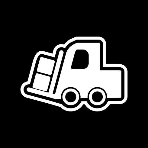 Diseño de icono de cargador