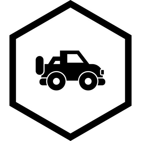 Jeep Icon Design