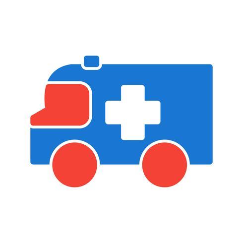 Ambulancia Icon Design