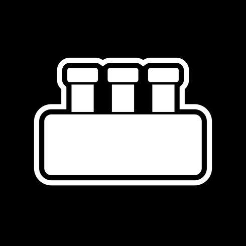 Chimica Set Icon Design
