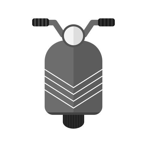 diseño de icono de scooter vector