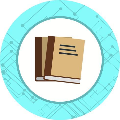 Diseño de iconos de libros