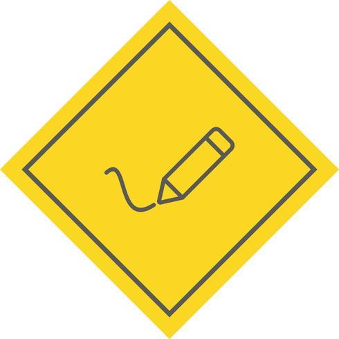 Diseño de iconos de escritura
