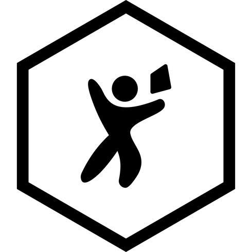 Getting Degree Icon Design