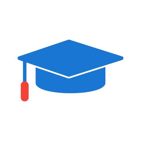 Grad Design Cap Icon