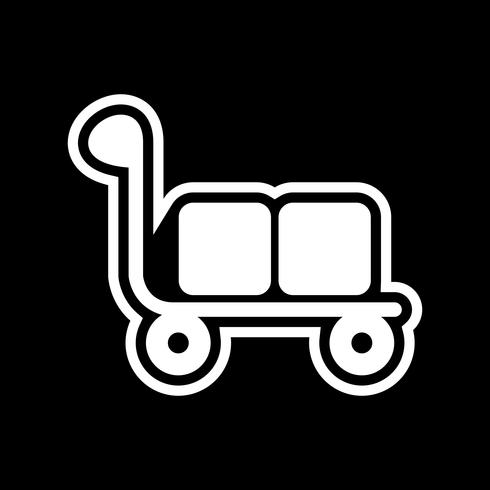 diseño de icono de carro