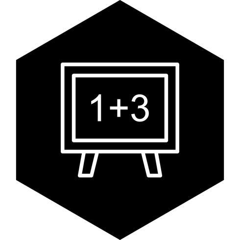 Matematica Icon Design