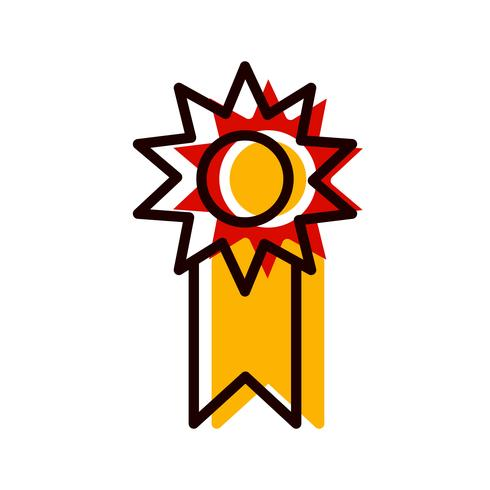 disegno dell'icona del nastro
