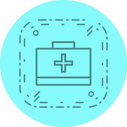 First Aid Box Icon Design