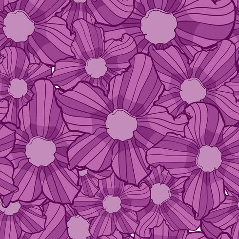 flower seamless pattern, flower background texture, floral seamless pattern
