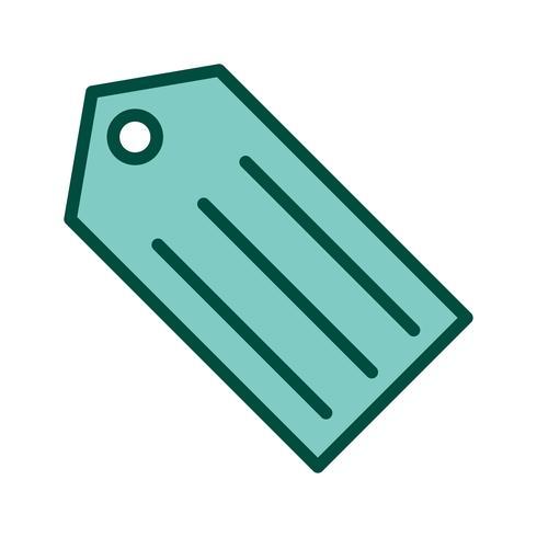 conception d'icône tag