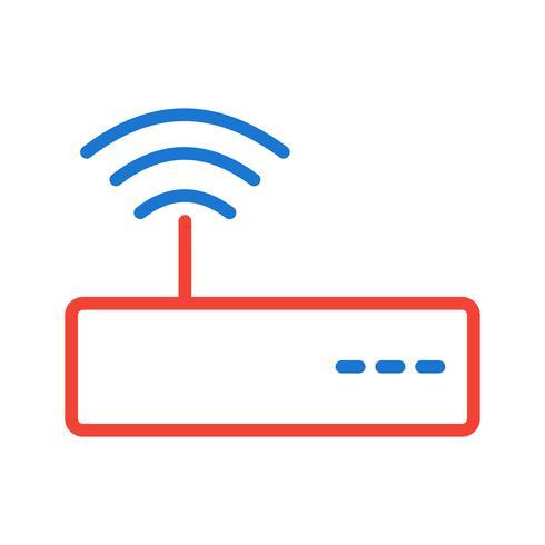 disegno dell'icona di wifi
