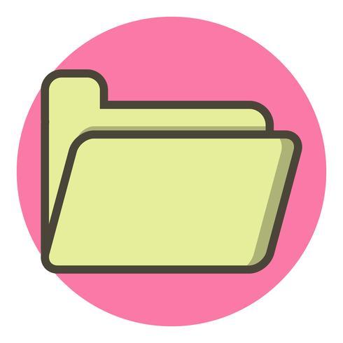Ordner Icon Design