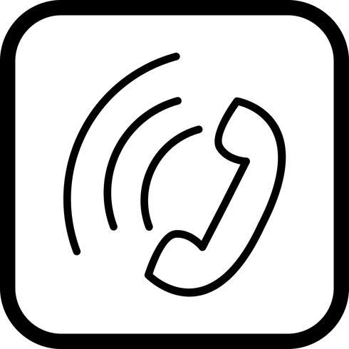 Active Call Icon Design