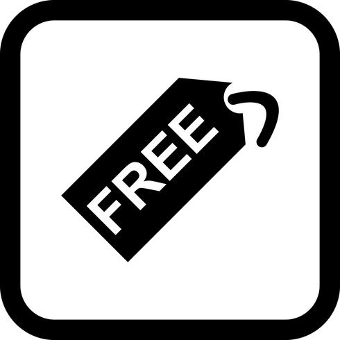Free Tag Icon Design