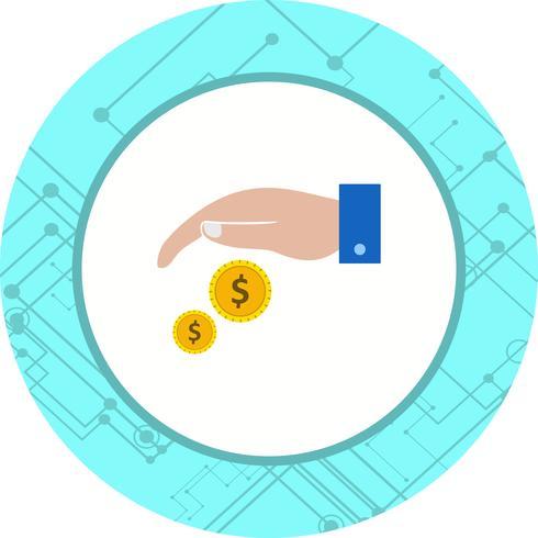 Design de ícone de pagamento
