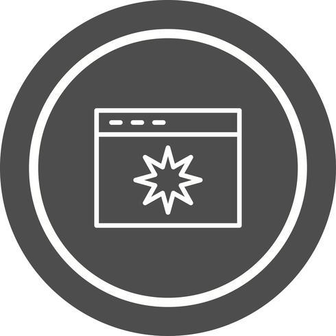 Diseño de iconos de calidad de página