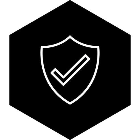 Schild-Icon-Design
