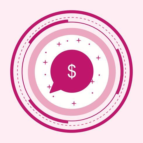 Send Money Icon Design